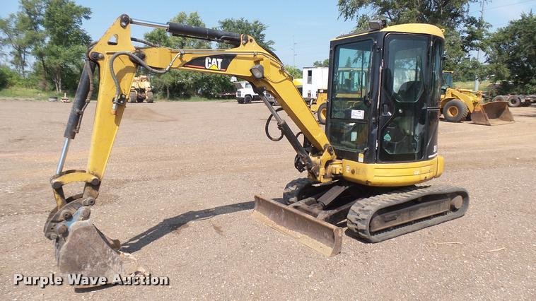 2003 Caterpillar 303 CR compact excavator