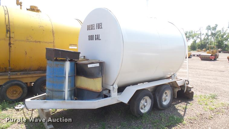 2016 fuel trailer