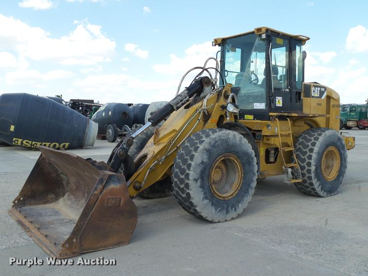 2008 Caterpillar 930H wheel loader