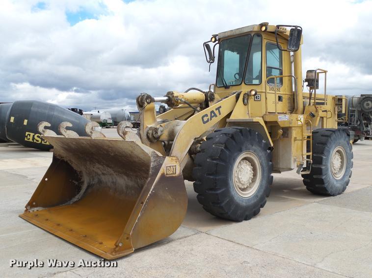 1988 Caterpillar 950E wheel loader