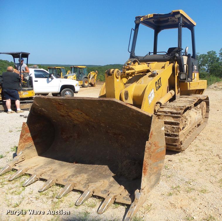 2000 Caterpillar 953C track loader