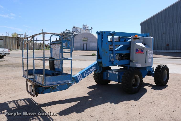 Genie Z-45/22 boom lift
