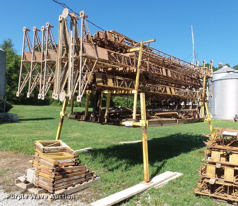 Morgan Jackup scaffold