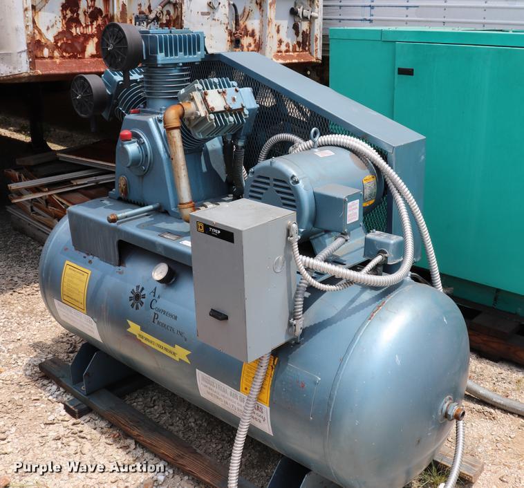 1992 Air Compressor Products ACP-153H127 air compressor