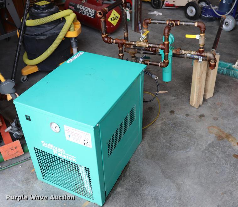 2006 Sullivan Palatek SPRF-58A-116 refrigerated air dryer