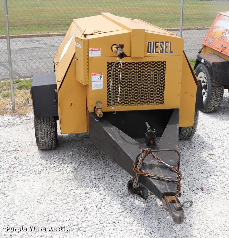 1998 Smith 100DD air compressor