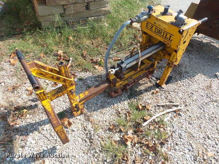 EZ Drill MBP 200 directional drill