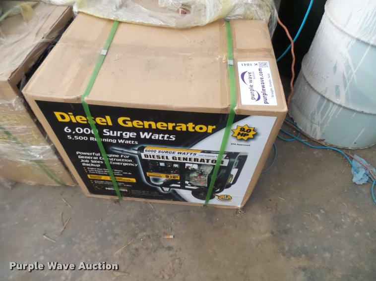 Pro Series generator