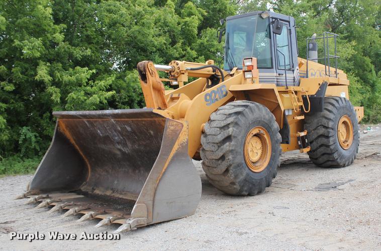1998 Case 921B wheel loader