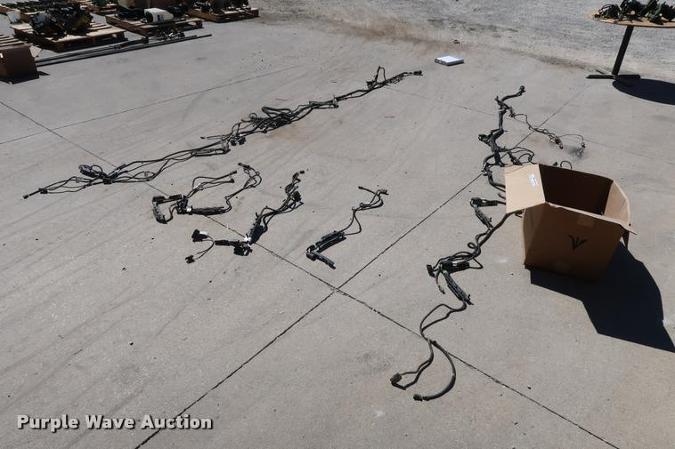 John Deere 1770NT 16 row planter wiring harnesses