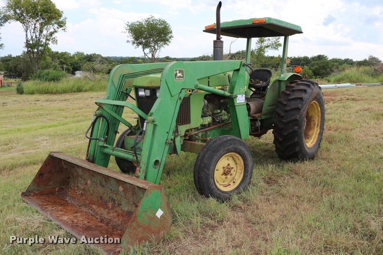 John Deere 1450 tractor