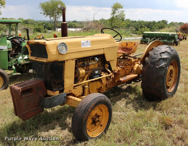1970 Massey-Ferguson 165 tractor