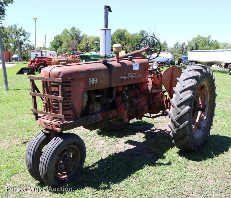 Farmall 300 tractor