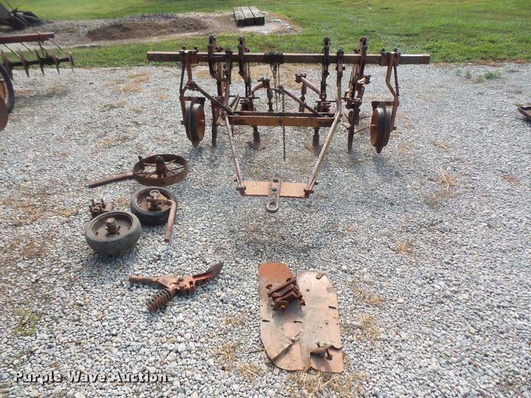 Allis Chalmers two row cultivator