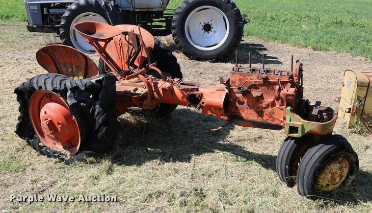 1944 Case tractor