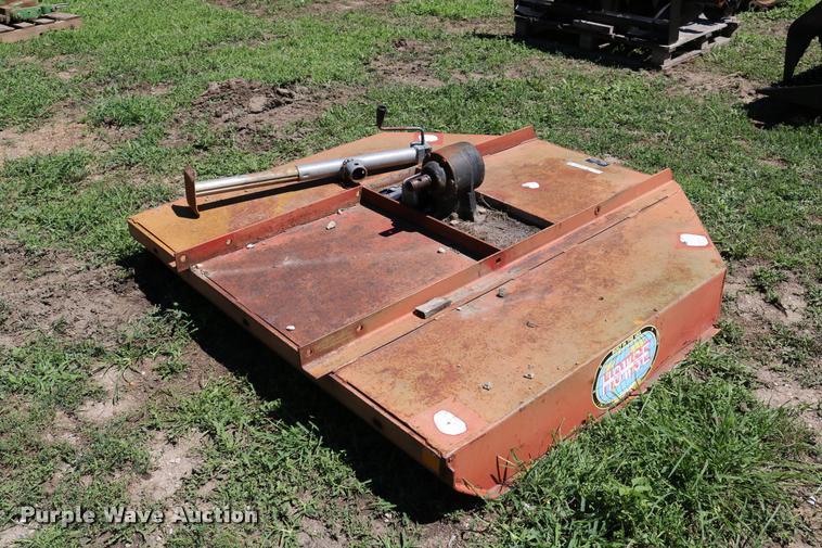 Hi-co R60 rotary mower