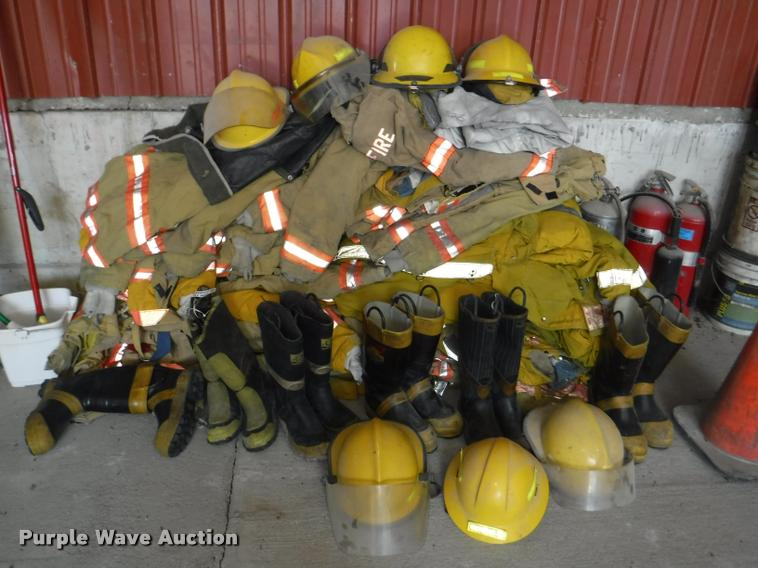 Fire safety gear