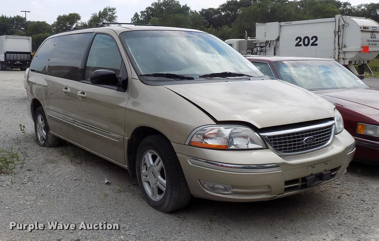 2001 Ford Windstar SE van