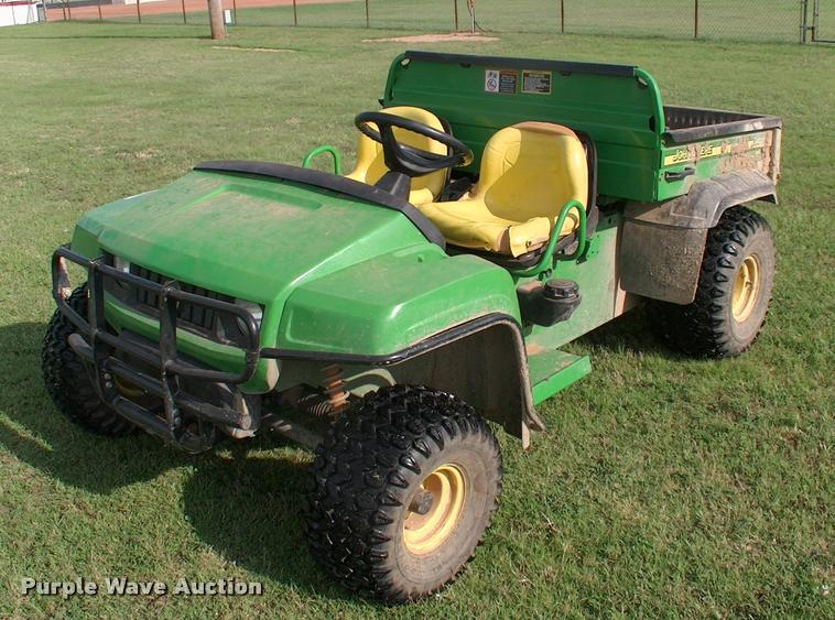 2005 John Deere Gator TS utility vehicle
