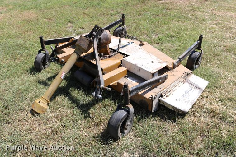 1996 King Kutter FM-60 finish mower