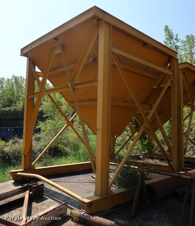 Hopper/silo