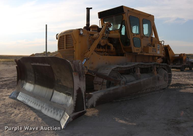 1979 Caterpillar D8K dozer