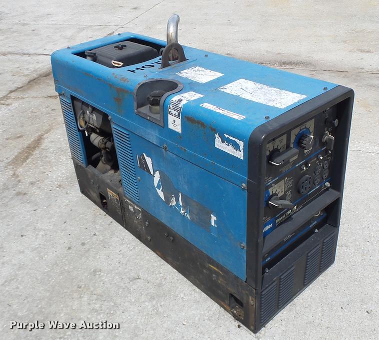 Miller 250NT welder/generator