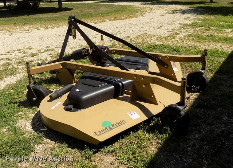 Land Pride FDR2584 rotary mower
