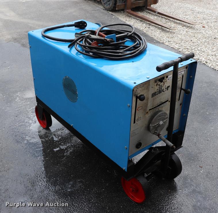 Miller 250 welder