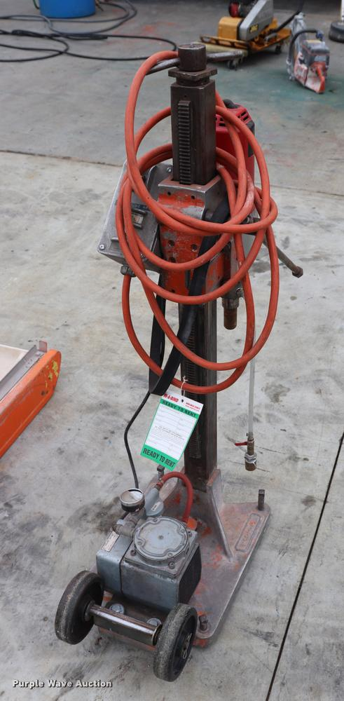 Milwaukee core drill