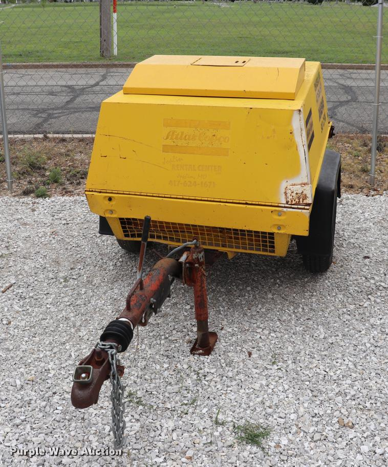 1994 Atlas Copco XAS45 air compressor