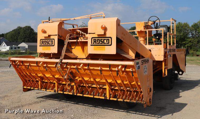 Rosco SPR-H-H chip spreader