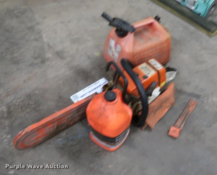 Stihl 026 chain saw