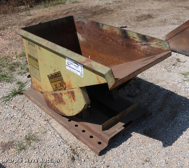 Jesco refuse container