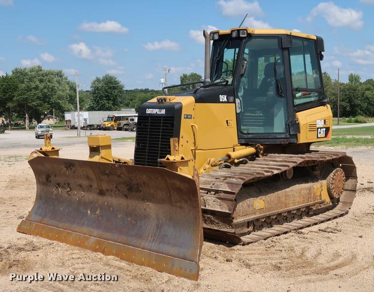 2006 Caterpillar D5K LGP dozer