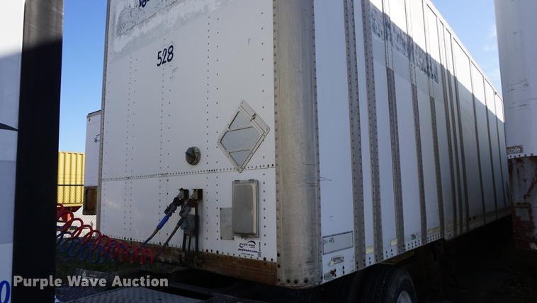 1994 Monon MP3-32-AZ-53W dry van trailer