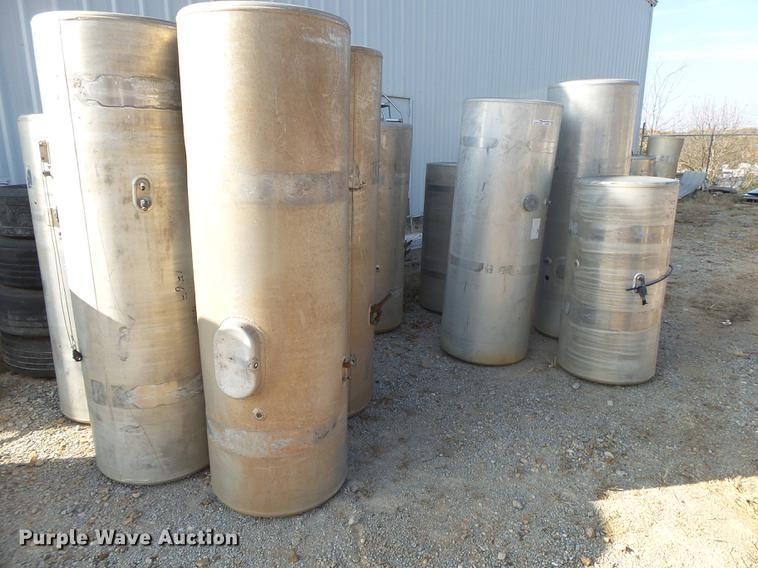 (16) fuel tanks