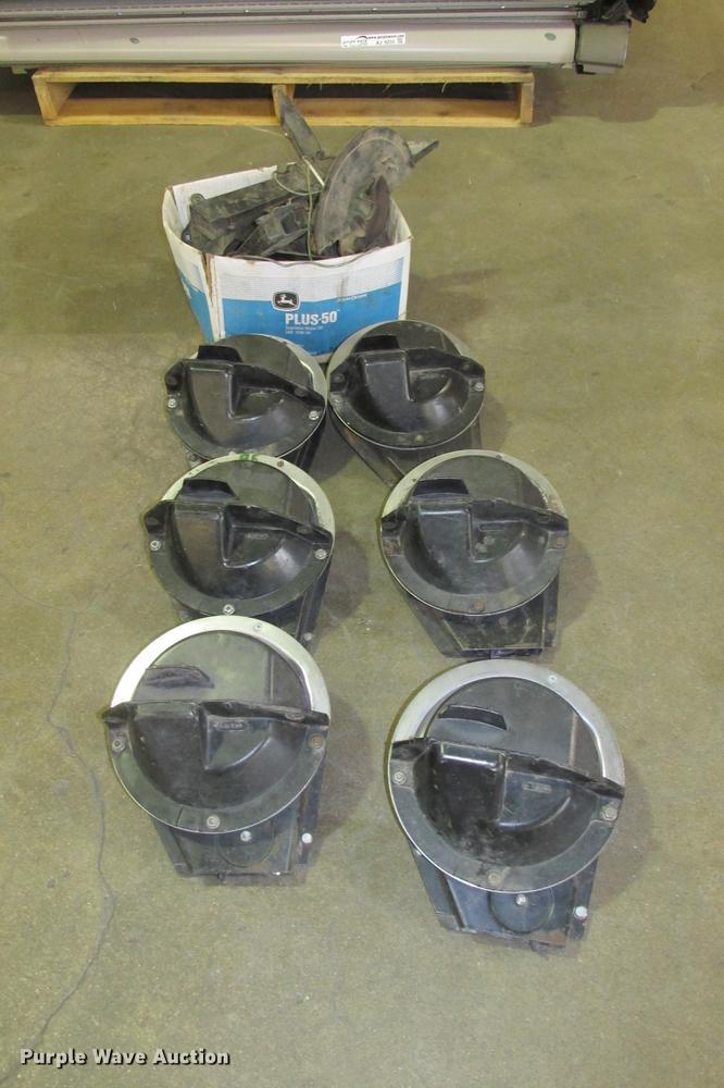 (6) seed meters