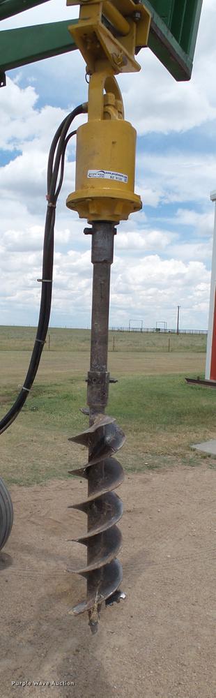 Post hole auger