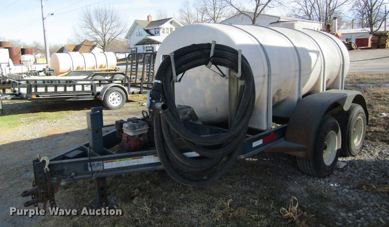 Duo Lift tank trailer