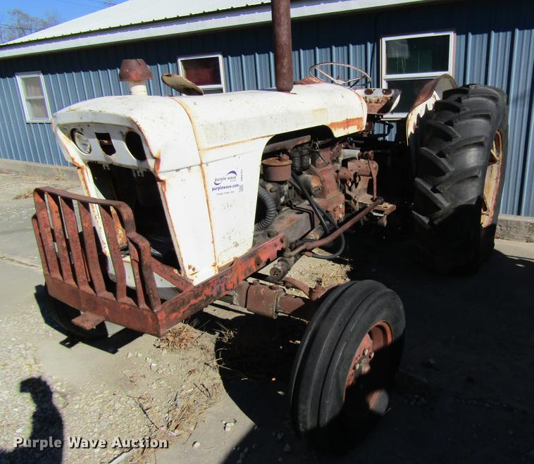 David Brown 990A tractor