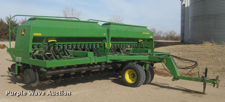 2003 John Deere 1590 grain drill