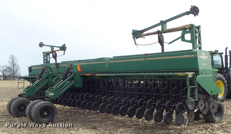 2004 Great Plains 3N-4010 no-till grain drill