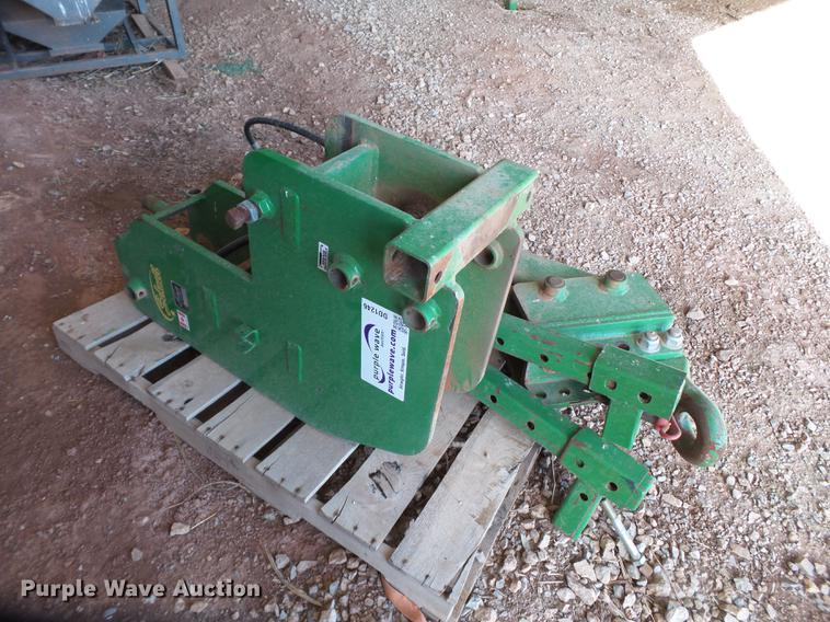 Schnell Ind. grain drill hitch attachments