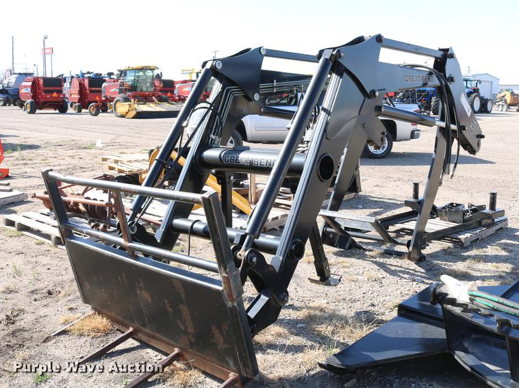 Great Bend GB870 loader