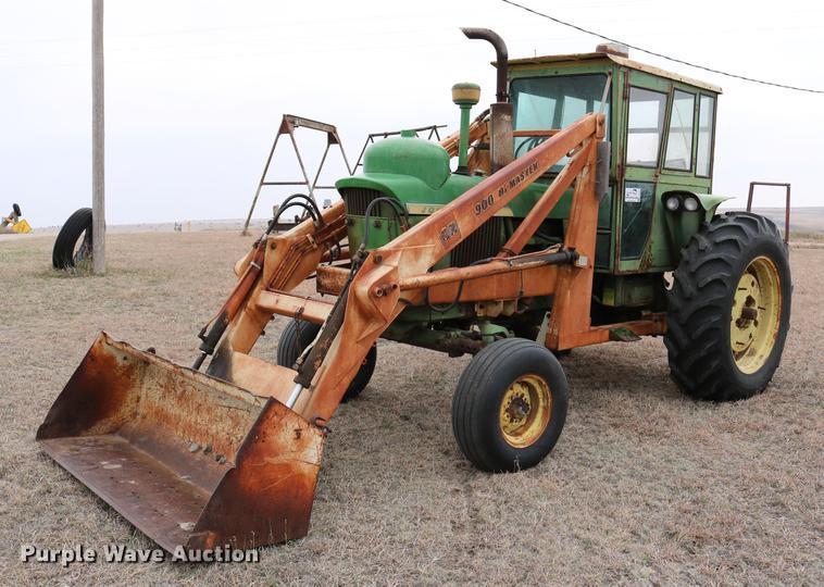 John Deere 4020 tractor