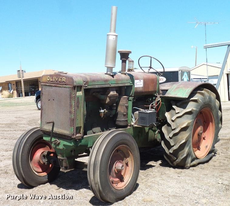 1945 Oliver 99 tractor