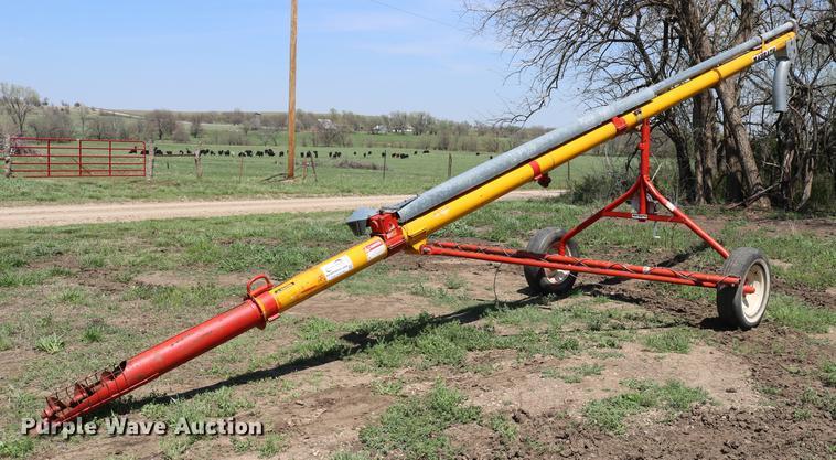 Mayrath grain auger