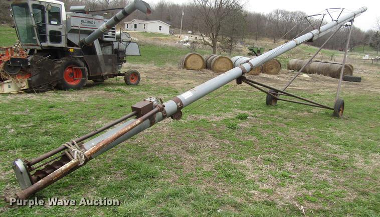 Speedster Superior grain auger
