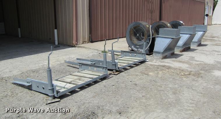 Keho Products 37000 aeration units
